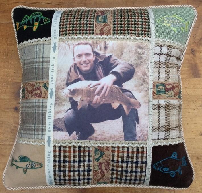 Angler's Memory Cushion
