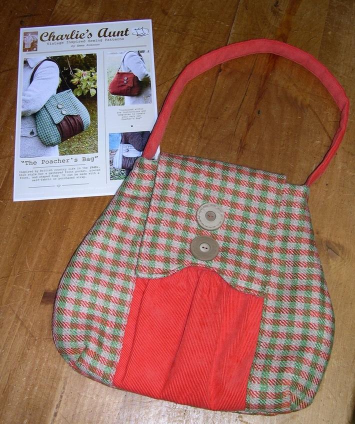 Charlies Aunt - The Poachers Bag