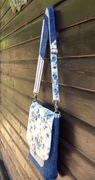 The Convertible Bag (Patterns by Mrs H) jazzy straps
