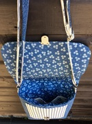 The Convertible Bag (Patterns by Mrs H) interior