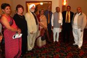 Gandhi birthday celebration of Mohatma Gandhi International Volunteers in Toronto on 9 October 2010