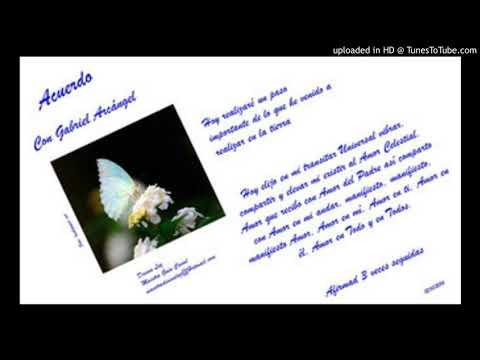 Oraciòn diaria del Consejo de Arcàngeles: Arcàngel Gabriel