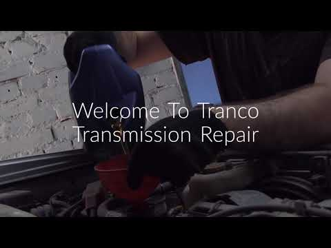 Tranco : Car Transmission Service in Albuquerque