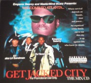 Get Jacked City Mix Cd Cover