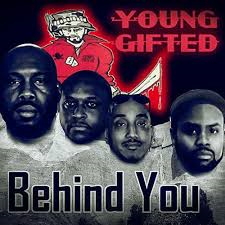 Young Gifted Behind You_ Single Cover