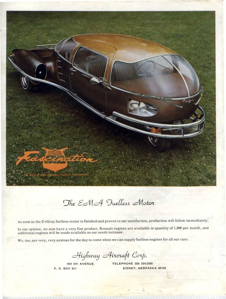 The Fascination Car - Dieselpunks
