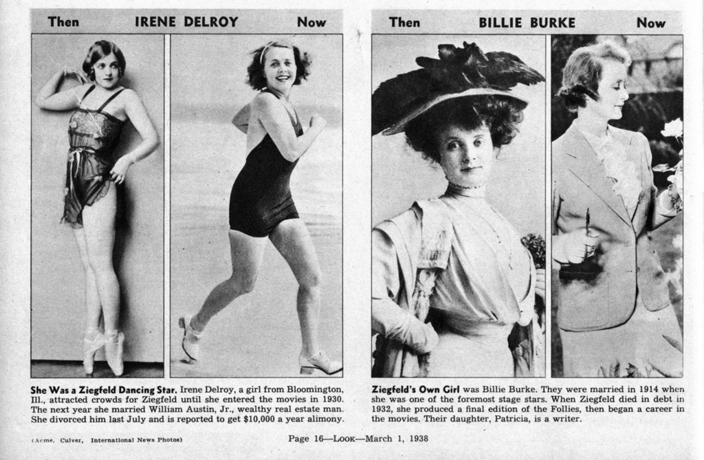 Ziegfeld Girls
