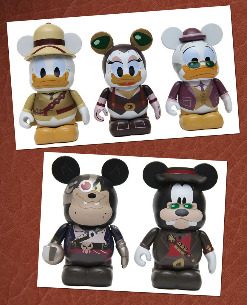 Disney Mechanical Kingdom vinylmation 2