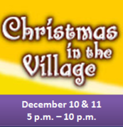 Christmas In The Village (See video)