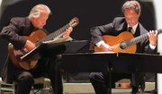 The Valerie Victor Concert Series Is Proud to Present The Odeum Guitar Duo Live at The Table