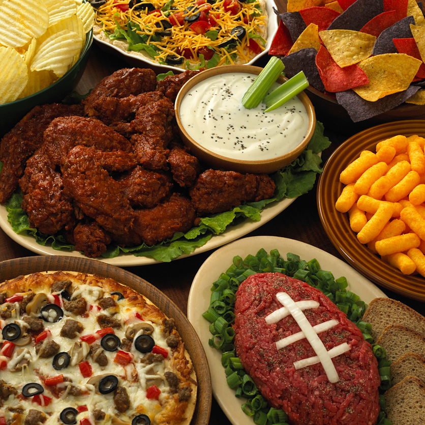 Super Bowl Sunday Potluck