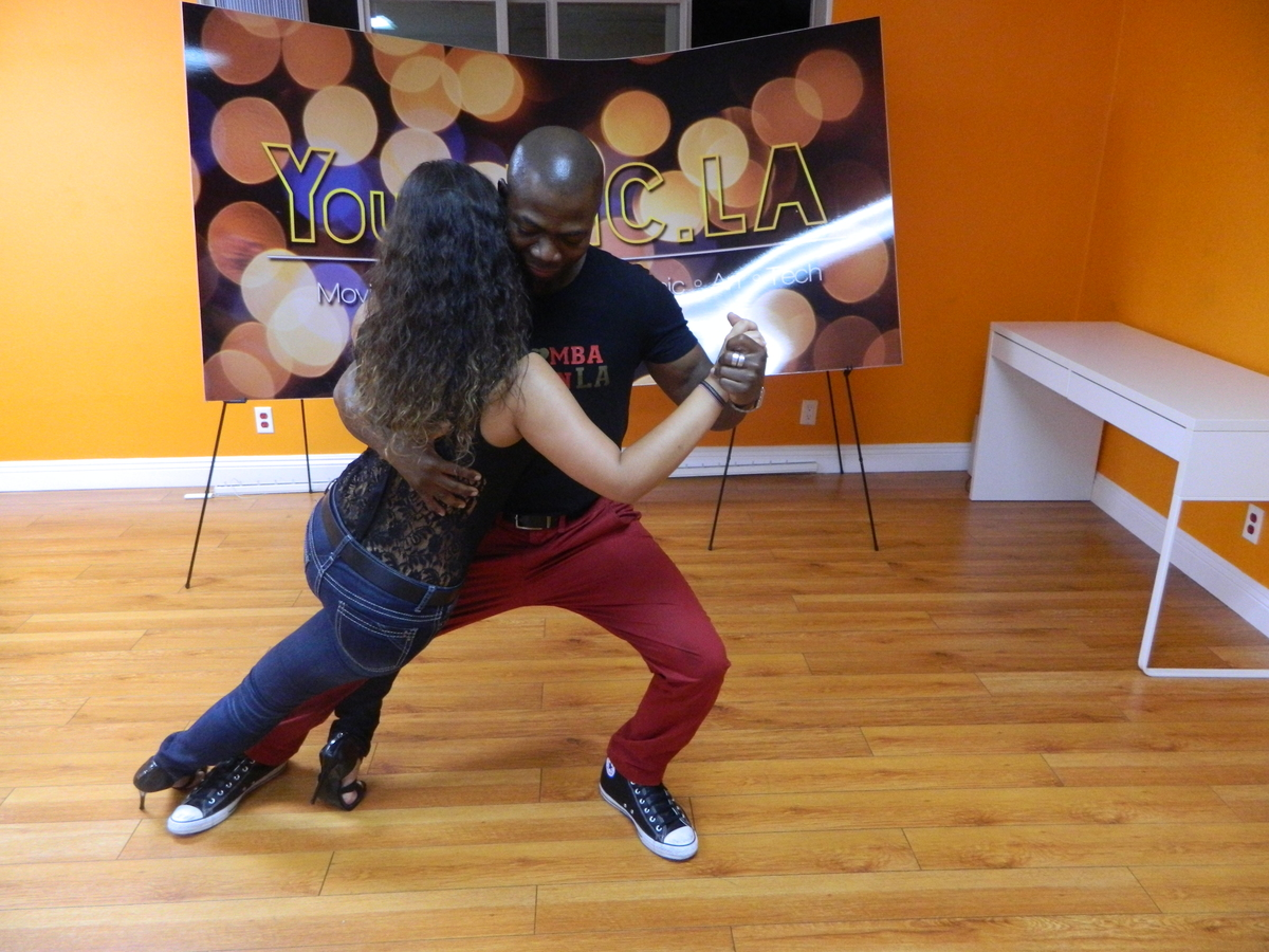 M.E.C.A. Takes Kizomba Classes