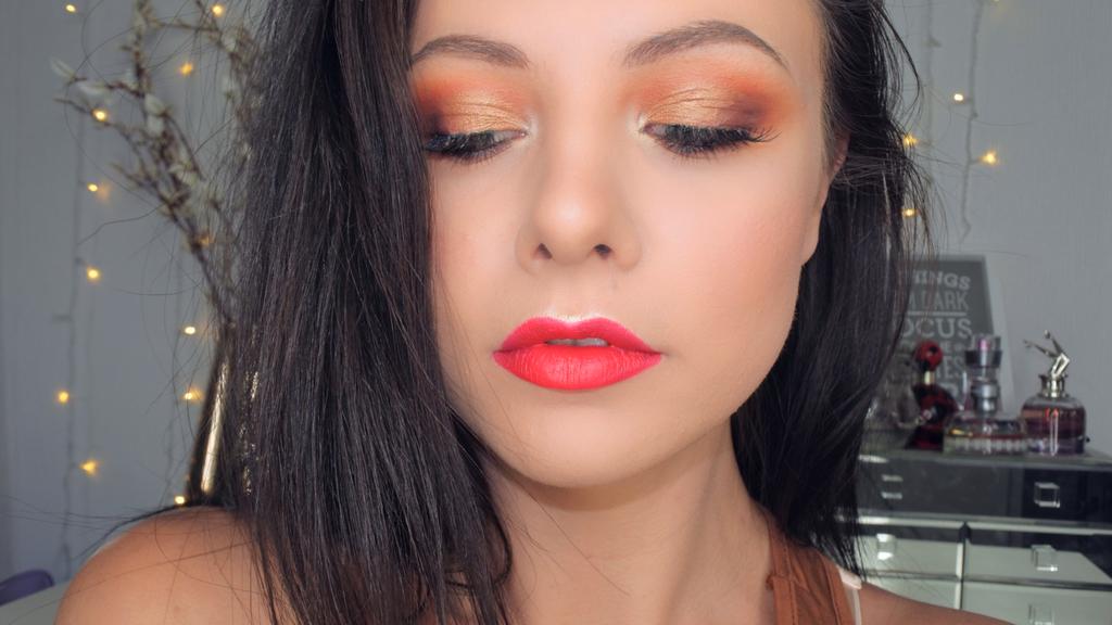 Classic Red Lip Makeup Tutorial