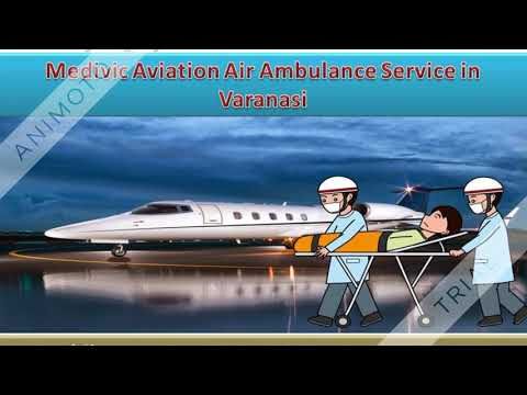 Get the quick air ambulance services in Bagdogra from Medivic Aviation