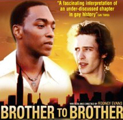 """Gay History Month Film Night: """"Brother to Brother"""" Directed by Rodney Evans"""