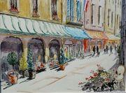 Highgate Watercolour Group Annual Exhibition 2012