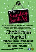 Sunday Tradin8 Christmas Market
