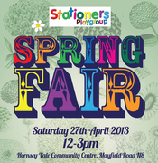 Stationer's Park Spring Fair