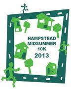 London Heathside's Hampstead Midsummer 10k