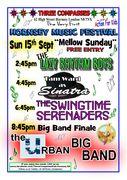Hornsey Music Festival - Sunday @ the Three Compasses