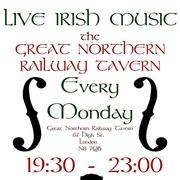 Irish Traditional Music - Open Session