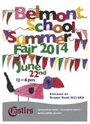 Belmont School Summer Fair