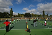 PAN-DISABILITY TENNIS AT DOWNHILLS PARK
