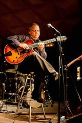 Jazz at Karamel: Dick Pearce and Dave Mitchell