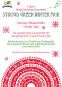Stroud Green WInter Fair 2015