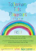 Tottenham Tots Playgroup at Lordship Hub