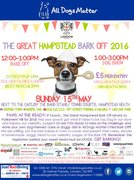 The Great Hampstead Bark Off Dog Show 2016