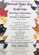 The Scratching Post Cat Charity Craft Fair