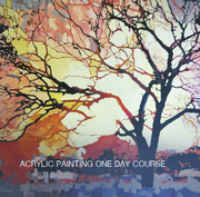 Painting in acrylic one day course