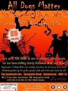 Halloween Dog Walk - All Dogs Matter
