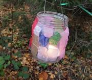 FREE - Jam-Jar Lantern Workshop at Railway Fields