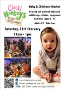 A Cheeki Monkeys Baby and Childrens Market