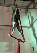 AERIAL SILKS & Flexibility for beginners - 2 hour class