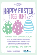 Easter Egg Hunt at St Marys CofE School