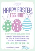 Easter Egg Hunt at St Marys CofE School