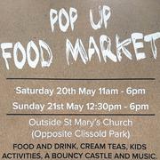Pop Up Food Market