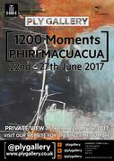 '1200 MOMENTS' exhibition by Phiri Macuacua