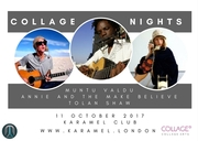 Collage Nights - Sawah Blues and Troubadours