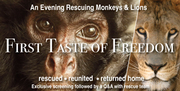 Animal Defenders International - Film Screening: Dodo Heroes:  First Taste of Freedom + Meet the ADI Founders