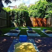 Outdoor Yin Yoga and Meditation