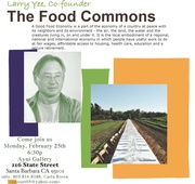 The Food Commons with Larry Yee