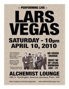 Lars Vegas- The One And Only