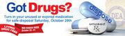 Prescription Drug Take Back