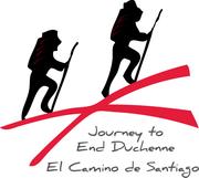 Journey to End Duchenne, El Camino de Santiago