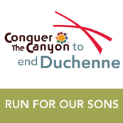 Conquer the Canyon to End Duchenne