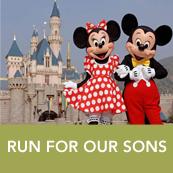2013 Disneyland Half Marathon & 5K